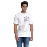Mens Printed T-Shirt: India Calling