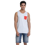 Mens Pocket Tank Top