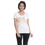 Womens Graphic T-Shirt: Pio Pio