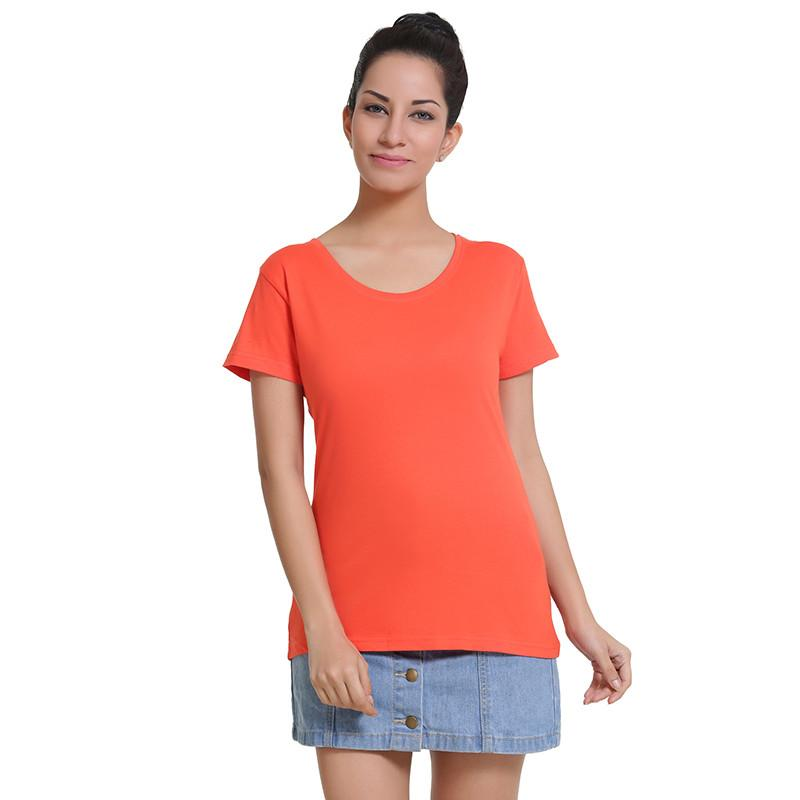 Womens Plain T-Shirt
