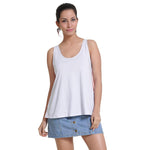 Womens Flared Tank Top