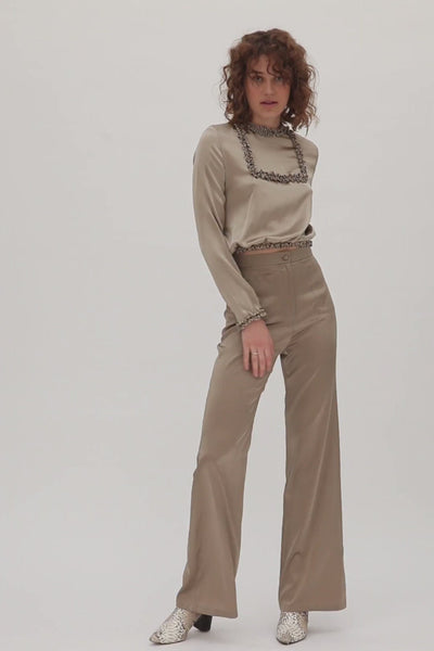 Pantalon Moody - Sable