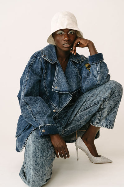 Veste Atlas - Denim