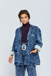 Veste Galilée - Denim Snow Washed