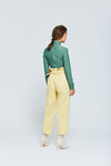 PANTALON ZIGGY-YELLOW