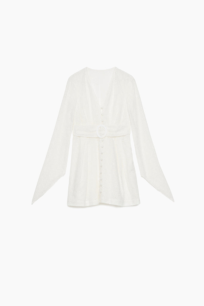 Robe Flore - Broderie anglaise