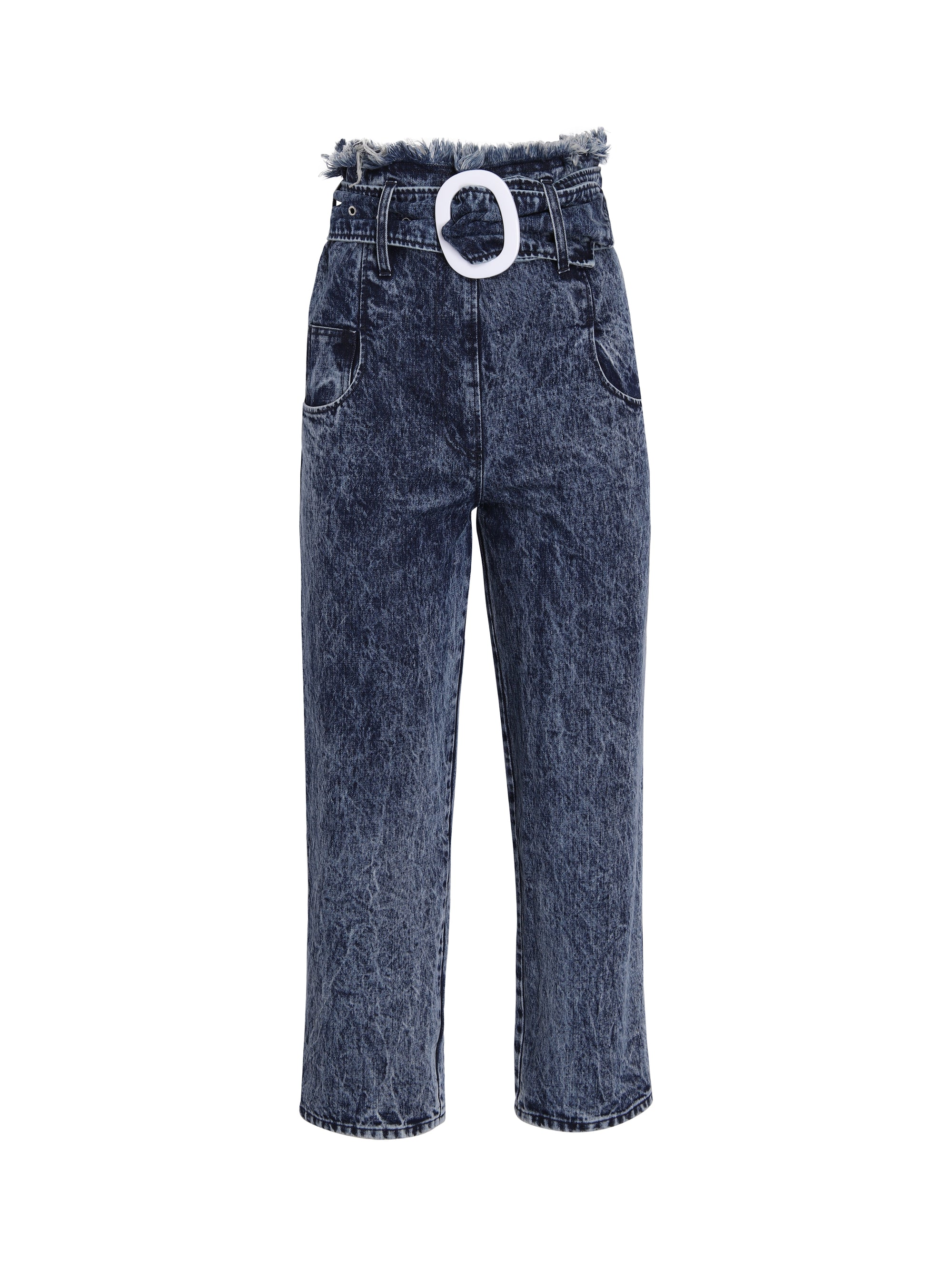 Jean Ziggy - Denim Snow Washed