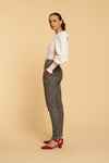 Pantalon Moriarty - Tweed