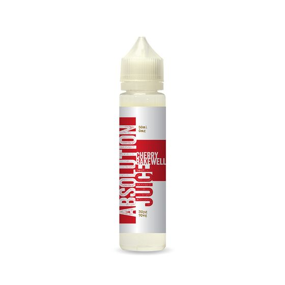 Absolution Juice - Cherry Bakewell 50ML
