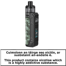 Aspire - BP80 pod vape