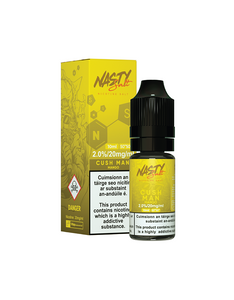 Nasty Juice Salt - Cush Man - 10mg and 20mg - 10ml