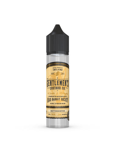 Gentlemen's Custard - Butterscotch - 50ml