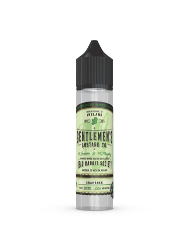 Gentlemen's Custard - Shamrock - 50ml