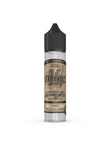 Gentlemen's Custard - Smoked Custard - 50ml