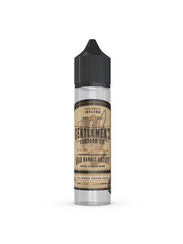 Gentlemen's Custard - Tea Infused Custard Cream - 50ml