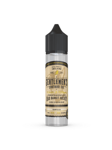 Gentlemen's Custard - Vanilla - 50ml