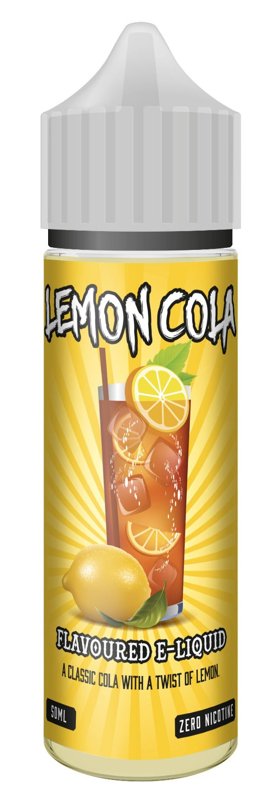 McB 50ml - Lemon Cola