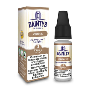 Dainty's Cookie 10ml