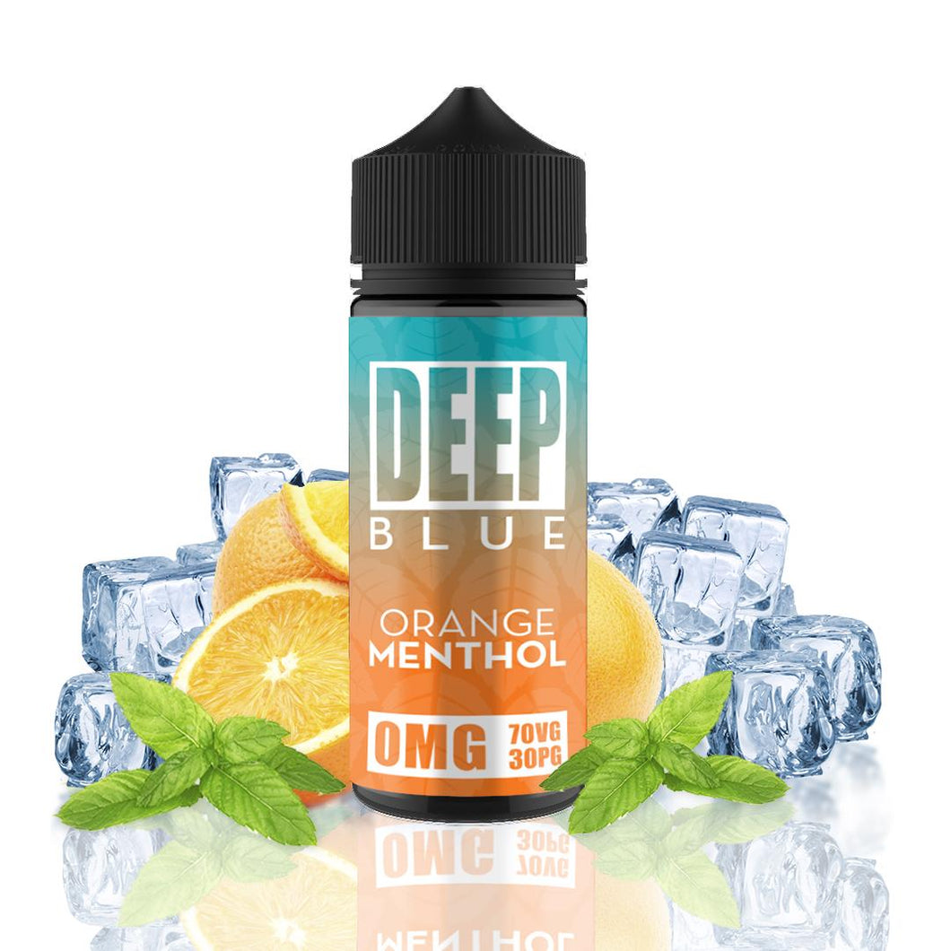 Deep Blue Orange Menthol