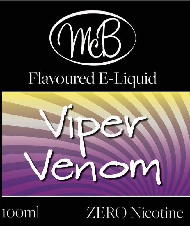 Viper Venom McB 100ml E-liquid