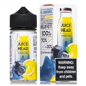 Juice Head - Blueberry Lemon 100ML