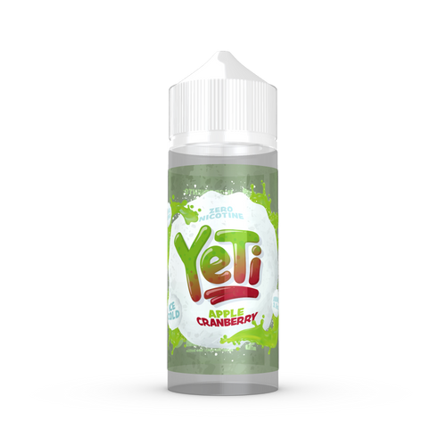 Yeti - Apple Cranberry - 100ML