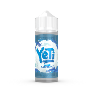 Yeti - Blue Raspberry Ice - 100ML