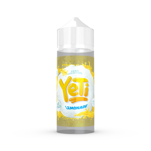 Yeti - Lemonade - 100ML