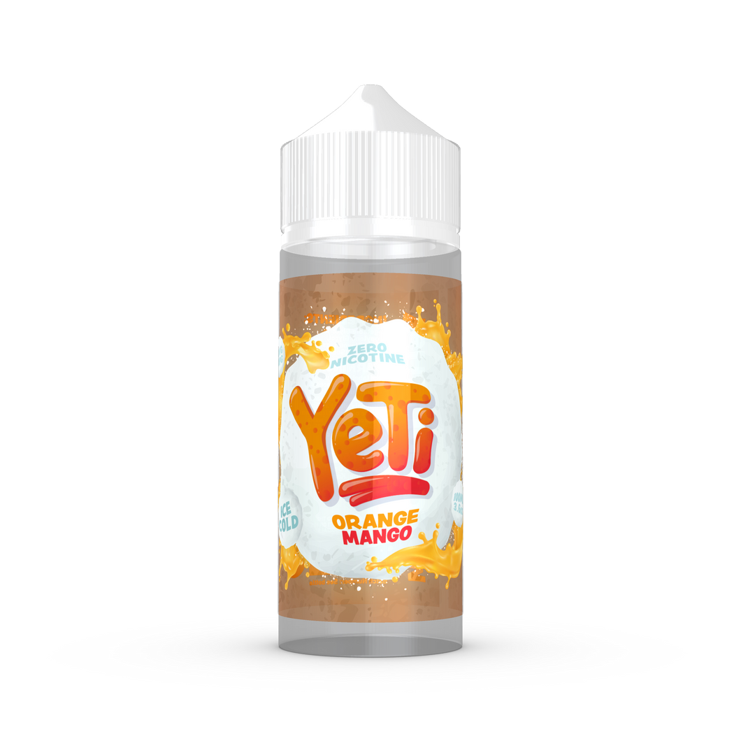 Yeti - Orange Mango Ice - 100ML