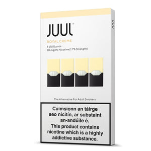 JUUL: Royal Cream - 20mg