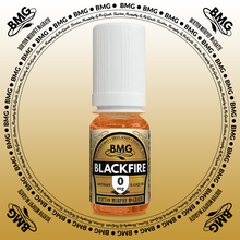 BMG eJuice, tobacco flavoured with 0mg nicotine.