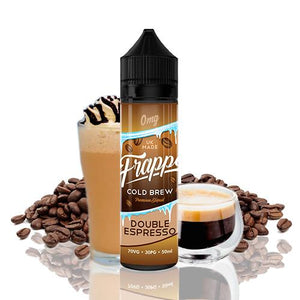 Frappe Cold Brew Double Espresso Shortfill 50ml