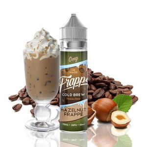Frappe Cold Brew Hazelnut Shortfill 50ml