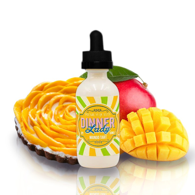 Dinner Lady - Mango Tart - 50ml