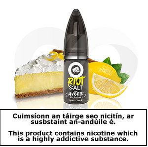 Riot Squad - Loaded Lemon Custard - 10ml