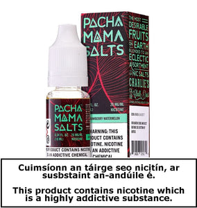 Pacha Mama - Strawberry Watermelon - 10ml