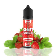 OhFruits Strawberry 50ml Shortfill
