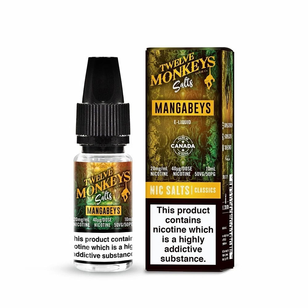 Mangabeys - Twelve Monkeys - 10ml