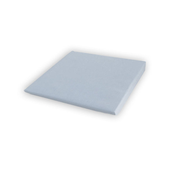 Cotton Fitted Sheet 100% Pure Cotton - Aqua