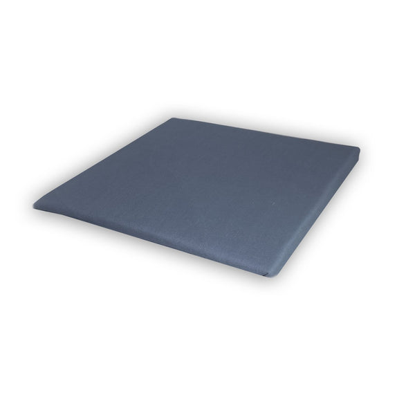 Cotton Fitted Sheet 100% Pure Cotton - Blue