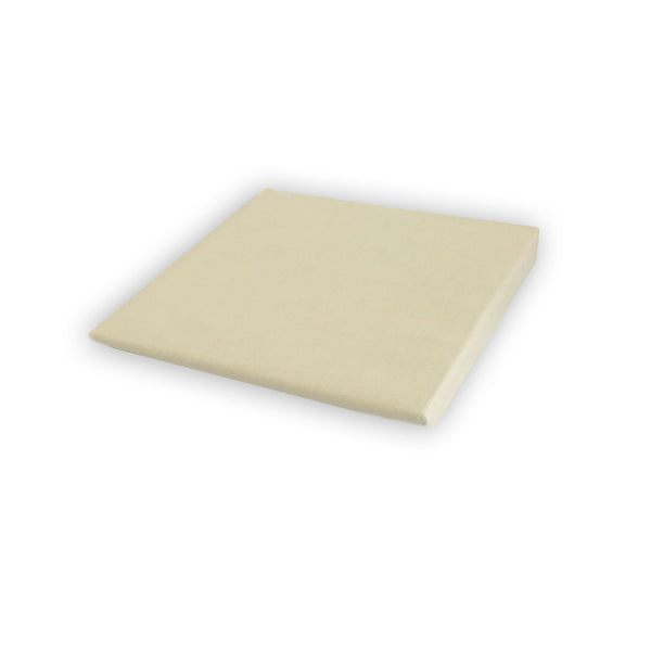 Cotton Fitted Sheet 100% Pure Cotton - Cream