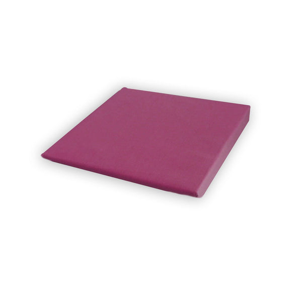 Cotton Fitted Sheet 100% Pure Cotton - Purple