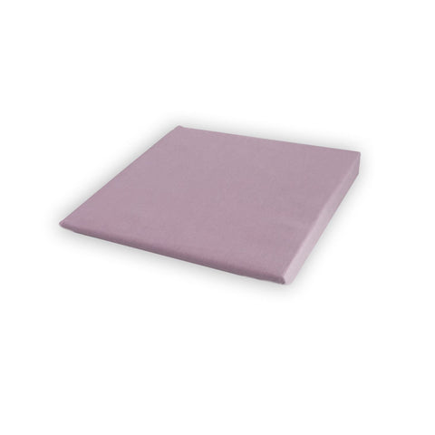 Cotton Fitted Sheet 100% Pure Cotton - Violet