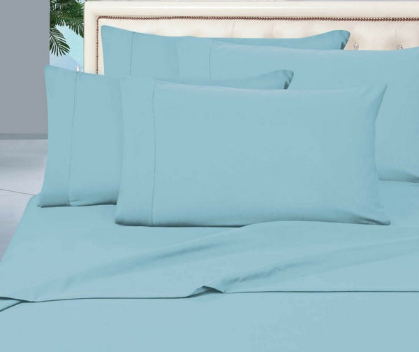 Egyptian Cotton Combo Set 1000 Thread Count - Turquoise