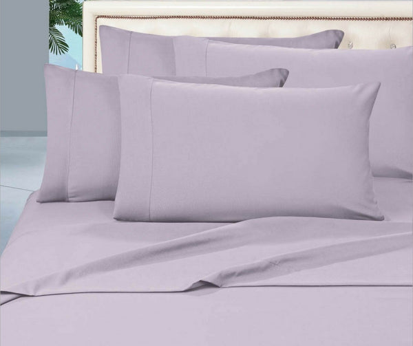 Egyptian Cotton Combo Set 1000 Thread Count - Silver