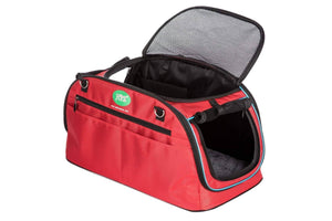 HPZ Multi-Functional Pet Travel Carrier Bag/Car Seat/Airline In-Cabin Compatible - HPZ Pet Rover USA