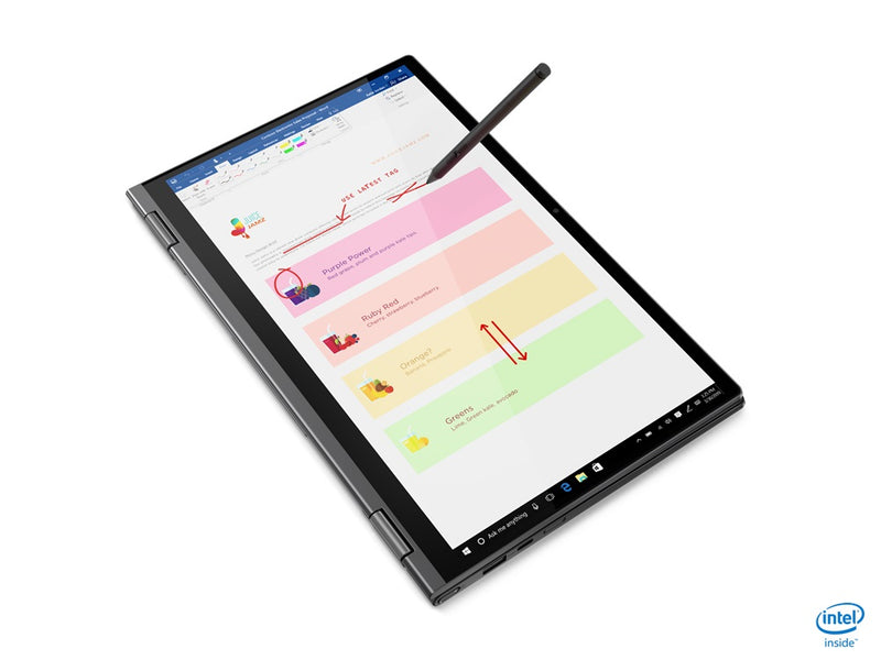 Lenovo Yoga C640-13IML (i7-10510u/8GB/512GBSSD/Win10Home/13.3''Multi Touch/2Yr)