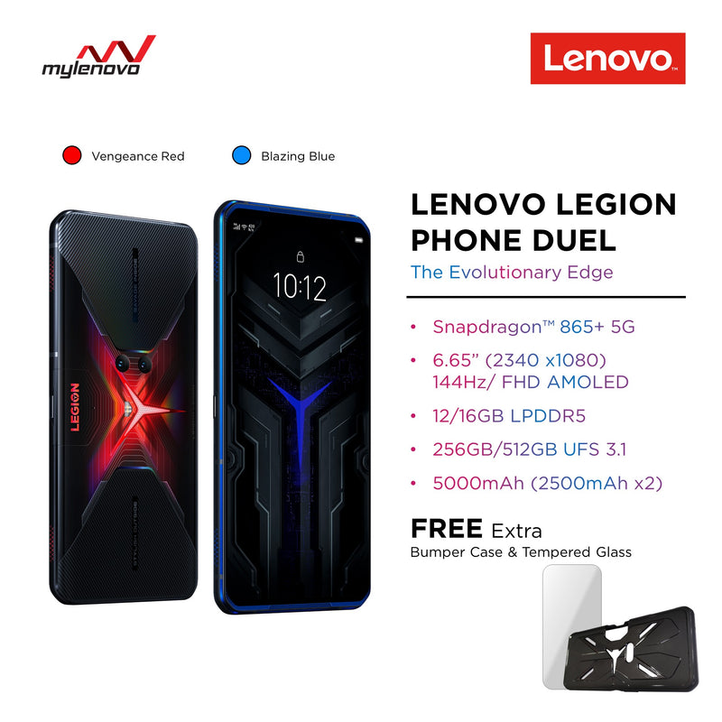 Lenovo Legion Phone Duel / Legion Pro / Gaming Phone