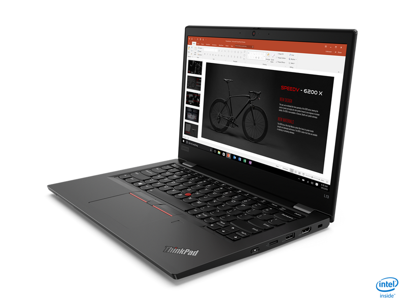 Lenovo Thinkpad L13 (i5-10210u/8GB/256GB PCIE SSD/Win 10 Pro/13.3''Full HD LED/1 Year)