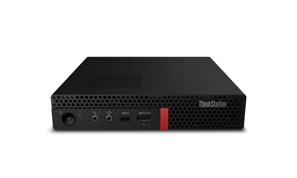 Lenovo ThinkStation P330 Tiny Desktop with Tiny-In-One 24 Gen 3 23.8'' Full HD Multi Touch Monitor (i3-8100/4GB/128GB)